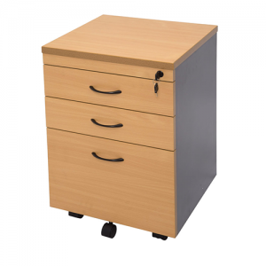 Mobile Pedestal 3 Drawer Unit – MP110