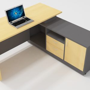 EXT2004_Executive Desk L shaped