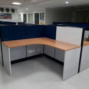 Cluster Workstation 4 Seater [LWS5009]