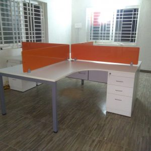 Cluster Workstation 4 Seater [LWS5010]