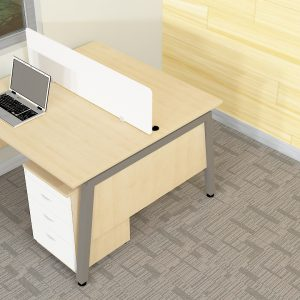 2 Seater Linear Work Desk – LWS5001