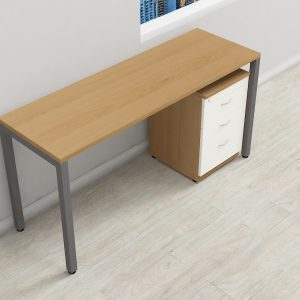 EXT2012 – Executive Desk with Drawer Unit