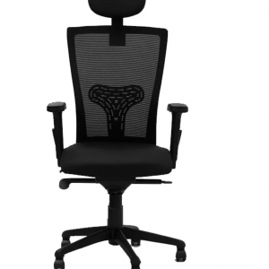 Breeze High Back Netted Back Chair