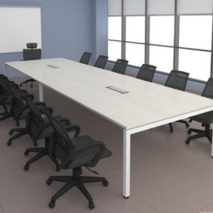 Conference Table 12 Seater with PopUp Box – CT4007